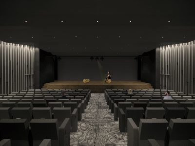 Boğaziçi Üniversitesi Kandilli Konferans Salonu