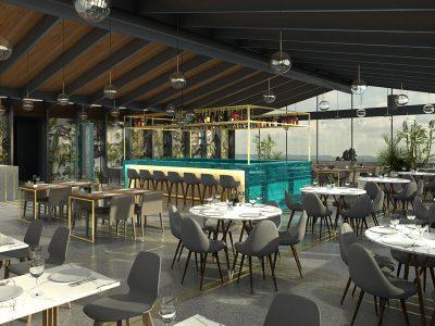 Boğaziçi Üniversitesi Kuzey Kampüs Restaurant